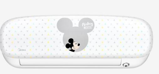 美的发布米奇儿童空调新品 打造品牌年轻化新范式
