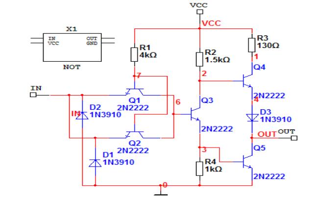 常用基本数字集成电路应用设计的详细资料说明