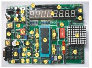 AVR单片机与CPLD的通信设计