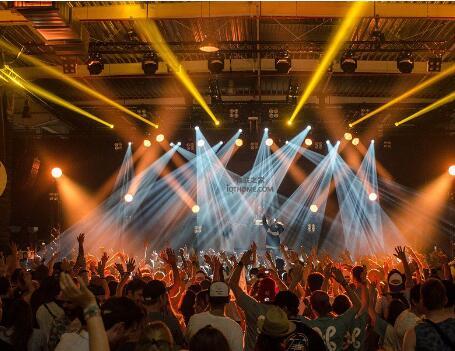物联网在音乐会环境中的应用探索