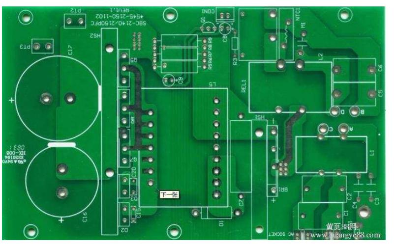 數碼管顯示器的電路圖和PCB板圖免費下載
