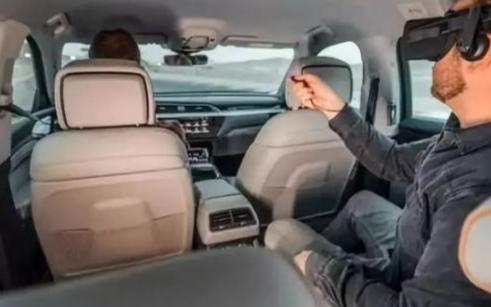 VR/AR技术赋能汽车行业实现汽车智能化
