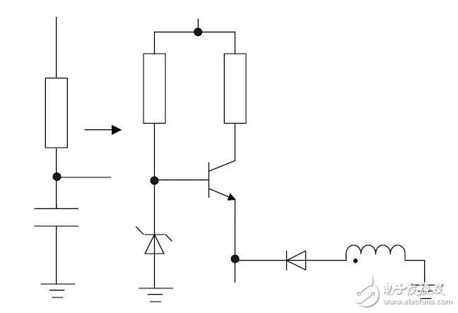 DCDC电源模块待机时的损耗都耗在了哪里