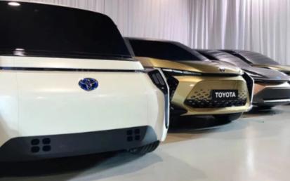 豐田加快電動汽車計劃 擬提前5年銷售550萬輛電動汽車