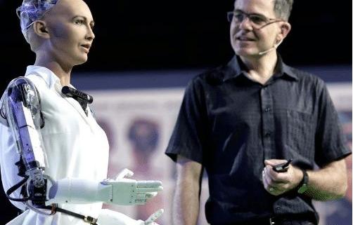 机器人和人类越来越像 未来会取代我们吗?