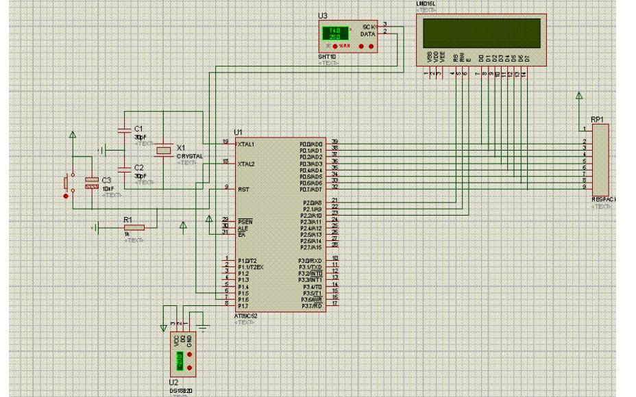 使用STM32F030单片机读取温湿度传感器SHT20的C语言源代码免费下载