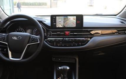 江淮大众首款SUV 搭载TESS爆胎应急安全系统