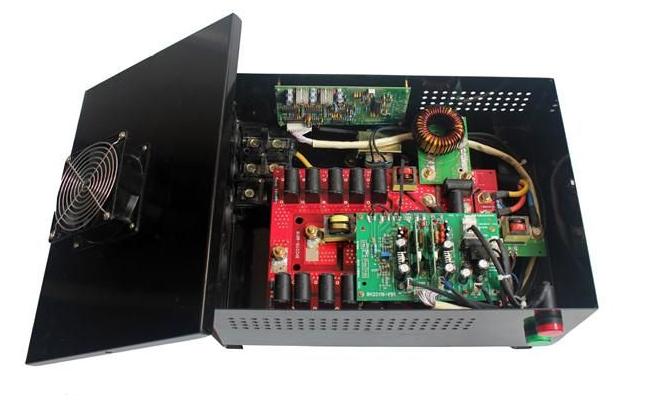 電磁加熱器控制板維修手冊