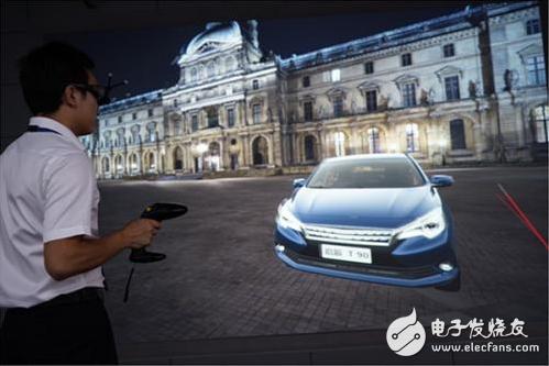 全息真实模拟技术 掀开了游戏的新篇章