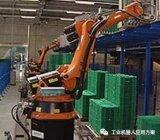 KUKA分类机器人方案