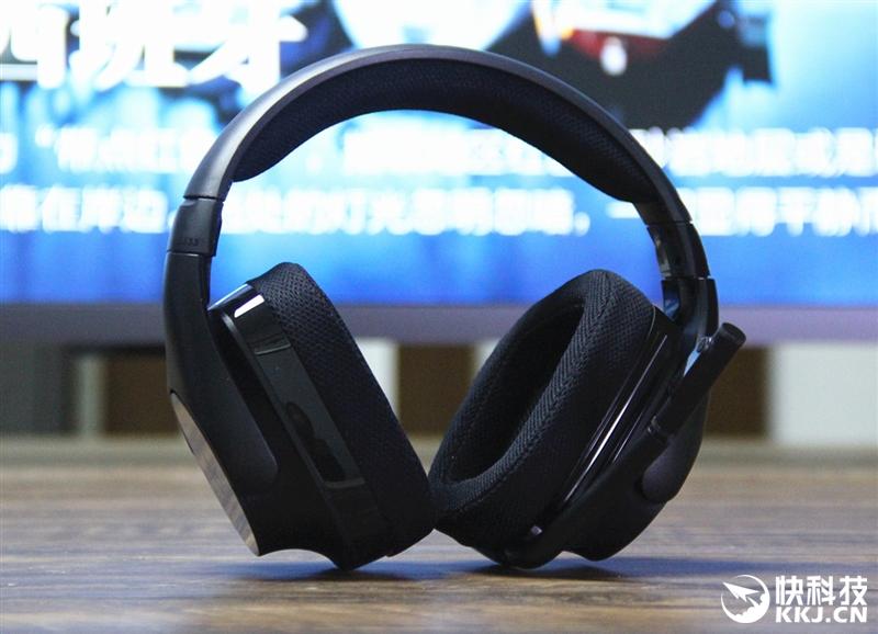 羅技G533無線游戲耳機評測 無線游戲耳機的續航神器