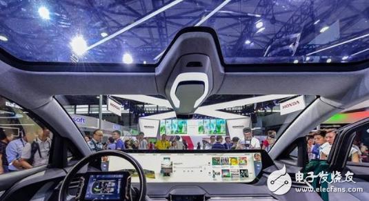自动驾驶技术成CES Asia 2019的