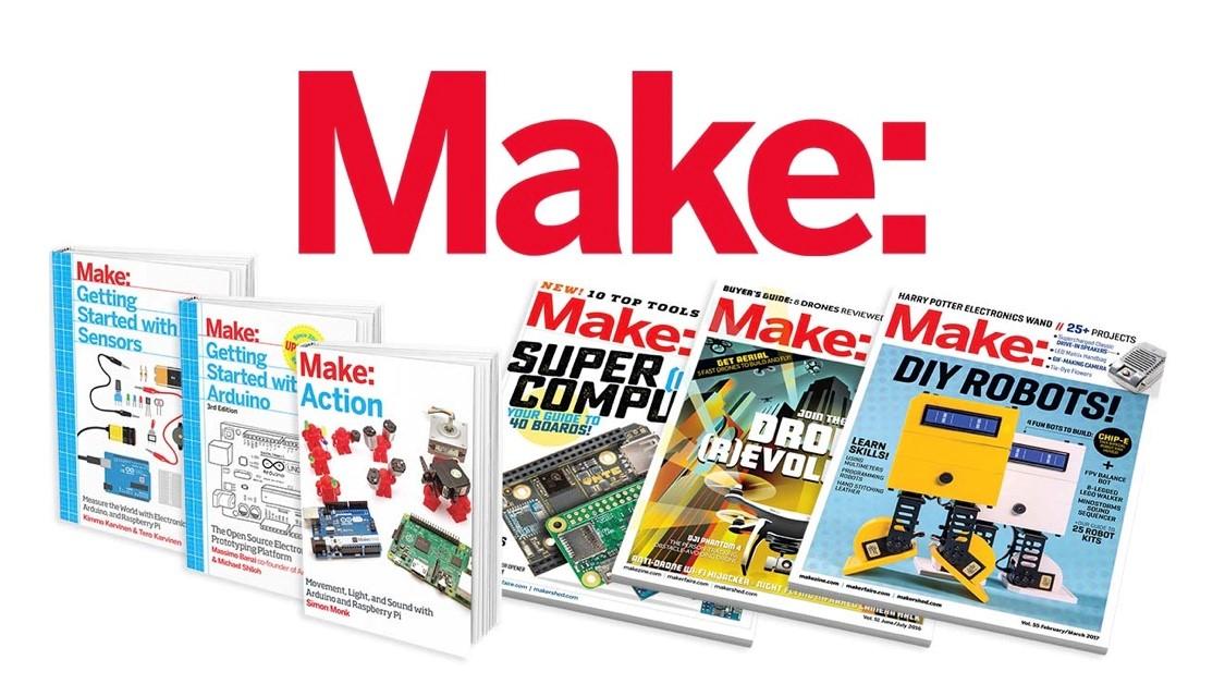 Make杂志