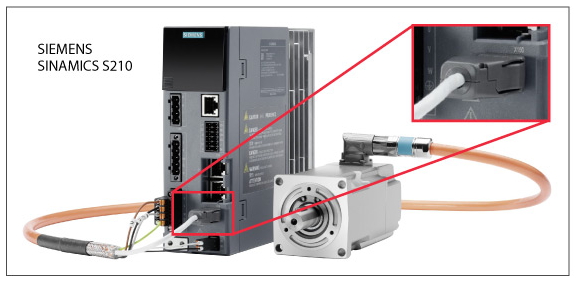 SIEMENS AG伺服驱动系统采用IEC规格标...