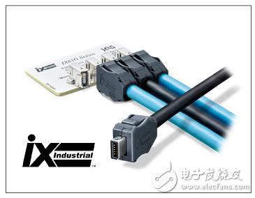 SIEMENS AG伺服驱动系统采用IEC规格标准的小型连接器——ix Industrial