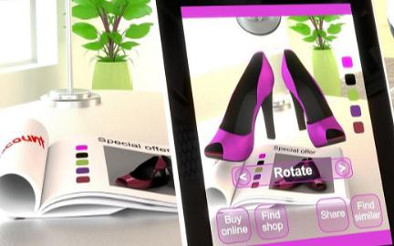 2020年将有近一半零售商采用AR或VR技术