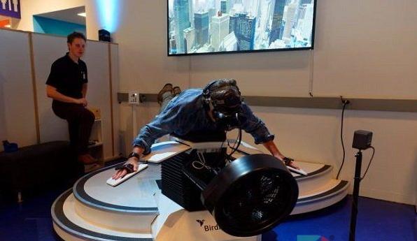VR和AR以及MR技术正在迅速发展