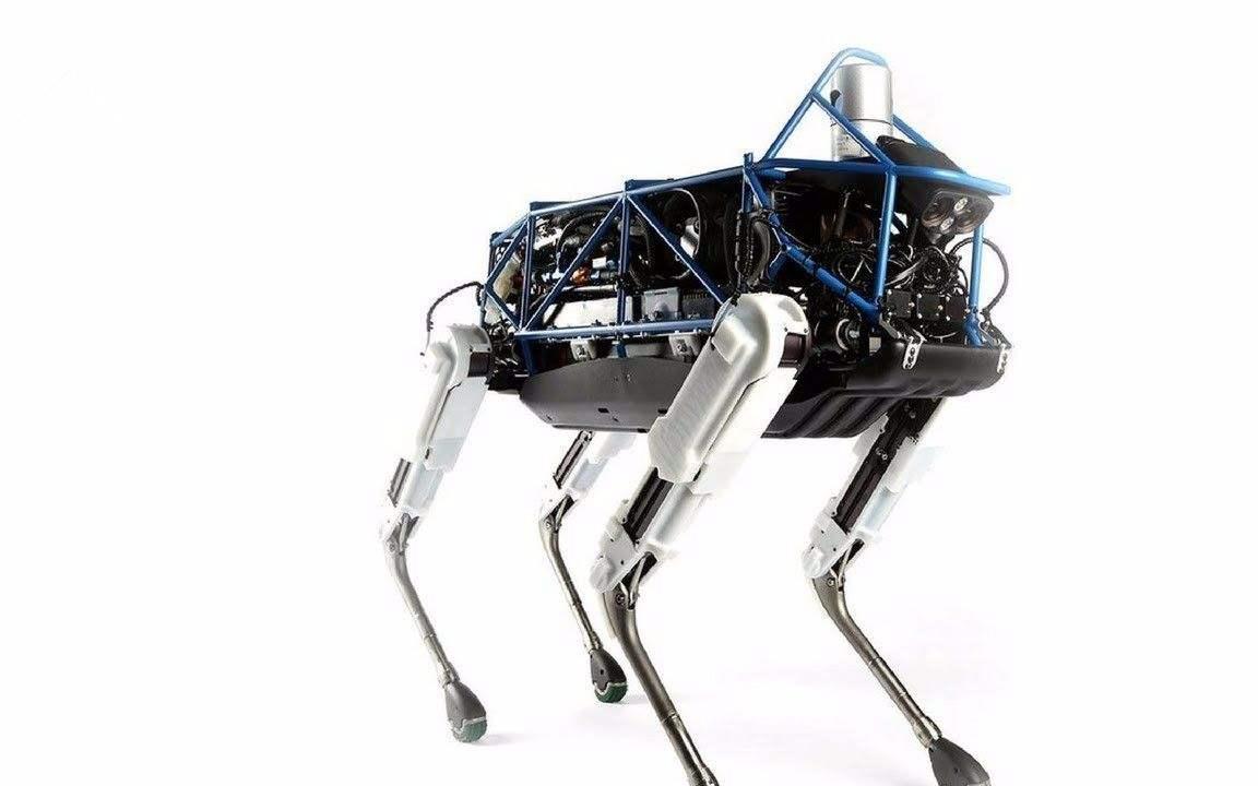 波士顿动力首款商用四足机器狗 Spot——即将上...