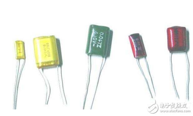 涤纶电容种类及作用