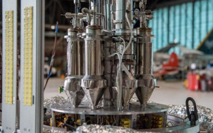 核动力机器人登陆遥远星球探索外星生命