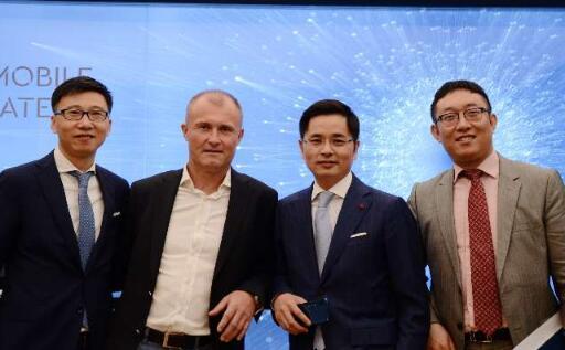 斯洛伐克SWAN Mobile携手中兴通讯双方将在5G建设上开展深度合作