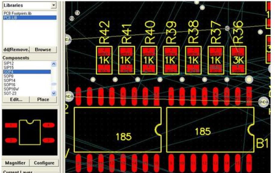 如何進行Cadence PCB封裝庫的制作及使用
