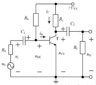 应用叠加定理分析设计低频小信号放大电路