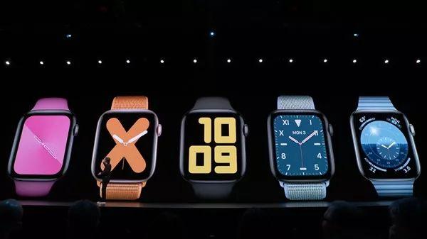 苹果发布watchOS 6 变化相当之大