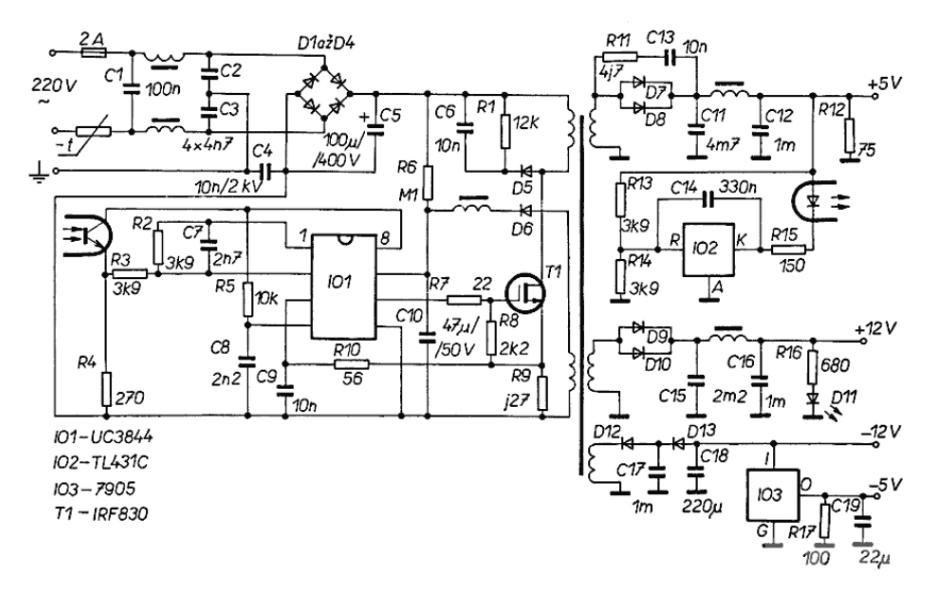 电源工程师考试模拟试题和答案快来复习一下吧
