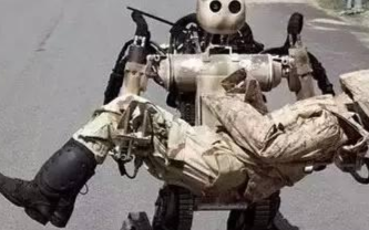 韩国着重于发展军用仿生机器人领域