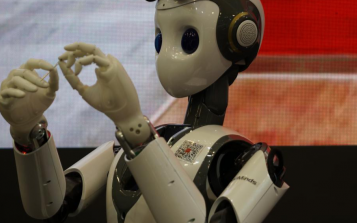 5G技術為豐田人形機器人實現無線控制
