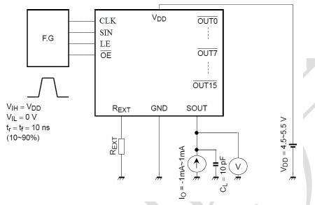 ICND2153 PWM恒流输出LED显示屏驱动芯片的数据手册免费下载