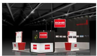 羅姆即將亮相2019 PCIM Asia上海國際電力元件、可再生能源管理展覽會