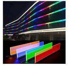 正明科技在LED导光板行业中具有领先的地位