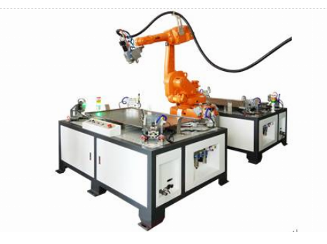 机器人激光焊接机由什么组成