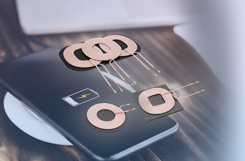 Vishay推出14款行業標準屏蔽尺寸的無線充電發射和接收線圈產品