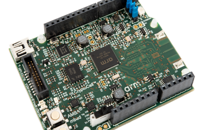 Arm推基于三星Foundry工艺的物联网测试芯片和开发板