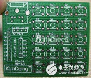 铜箔电路板应用