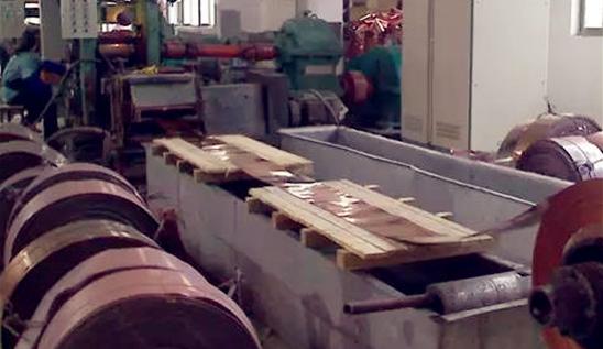 铜箔生产的方法及工艺流程