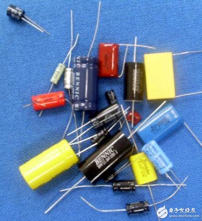 电路板电容怎么测量
