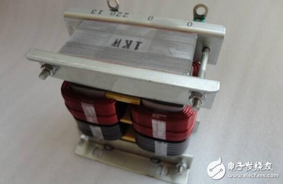 逆变变压器的绕线方法