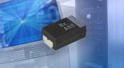 Vishay T55系列聚合物鉭片式電容器擴充 尺寸更為緊湊超薄