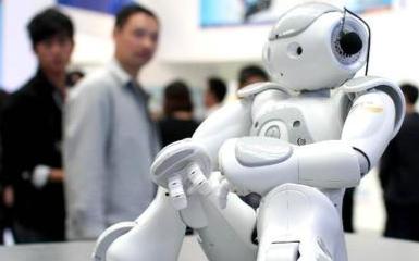 苏宁RPA机器人亮相CES Asia 2019