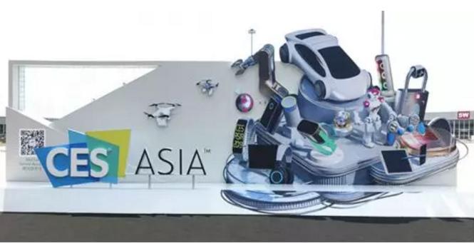2019CES Asia吸睛看點:艾拉比智能座艙式引爆展位
