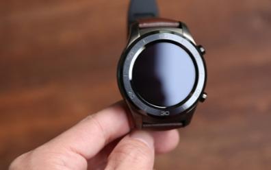 华为qy88千赢国际娱乐手表支持边框触控技术