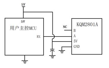 KQM2801A空气质量模块的数据手册和使用程序及工程文件免费下载