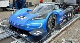 大众IDR赛车的电池系统