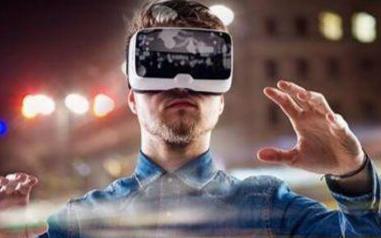 NTT推出VR模拟技术 坐着的体验者产生走路的错...
