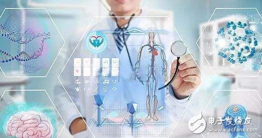 智能医疗离我们越来越近 未来看病也能赚钱