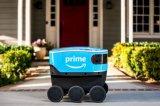 亚马逊给送货机器人建地图 一夜之间模拟数千次配送...